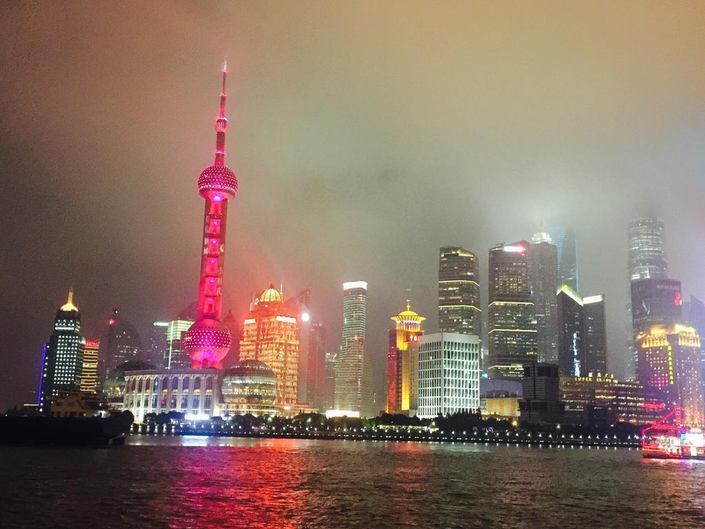 Отель Regal Shanghai East Asia Китай Шанхай