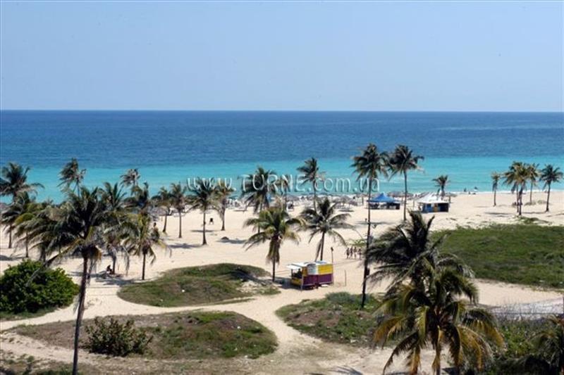 Отель Tropicoco Куба Гавана