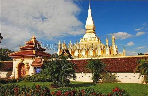 Отель Vansana Ban Keun Лаос Вьентьян