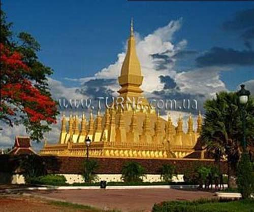 Vansana Ban Keun Лаос Вьентьян