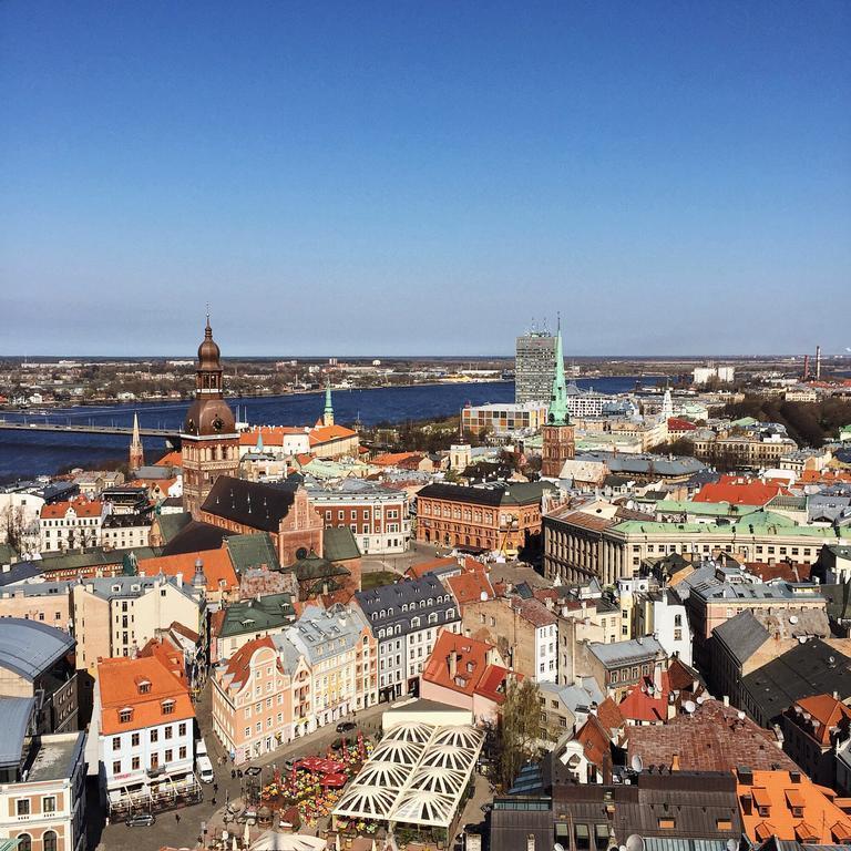 Отель Hotel Ibis Styles Riga Латвия Рига
