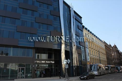 Отель Tallink Hotel Riga Рига