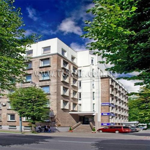 Отель Tia Латвия Рига