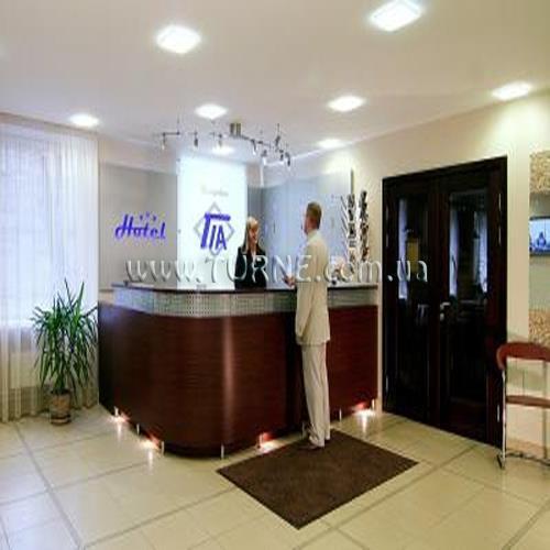 Отель Tia Рига