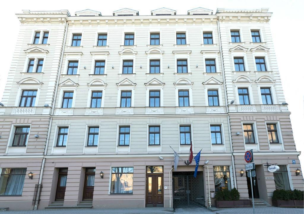 Gertrude Hotel Латвия Рига