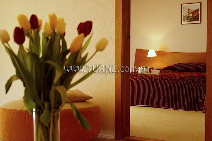 Отель Centre Hotel Nuova Литва Каунас