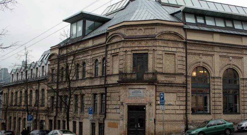 Отель Ivolita Vilnius (ex. Central Vilnius Hotel) Вильнюс
