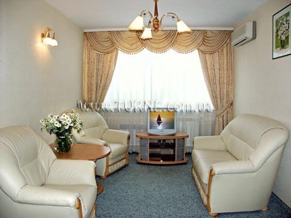 Отель Zemaites Вильнюс