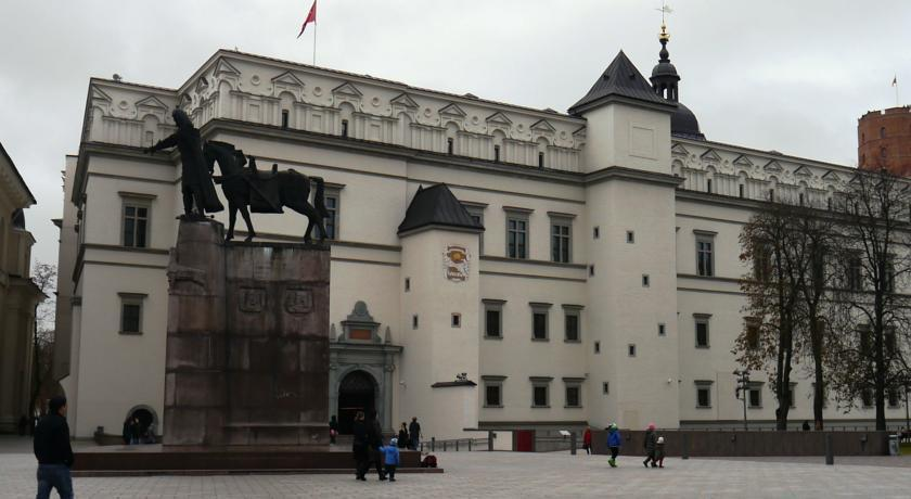 Фото Artis Centrum Hotels Литва Вильнюс