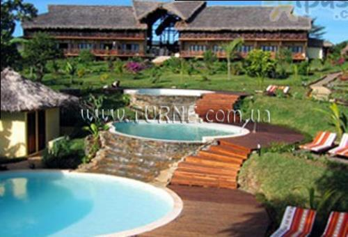 Отель Vanila Hotel Мадагаскар Нози Би