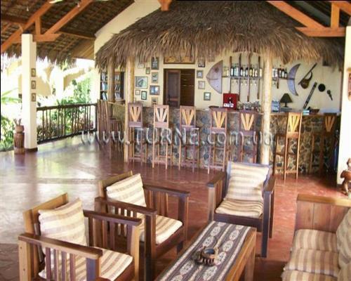 Отель Sakatia Lodge Мадагаскар Нози Би