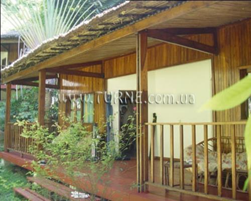 Sakatia Lodge Мадагаскар Нози Би