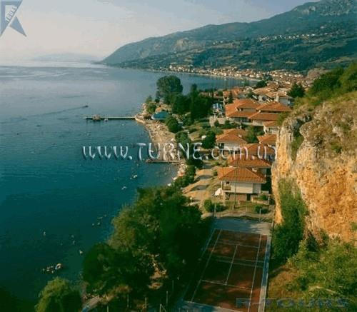 Отель Desaret Македония Охрид