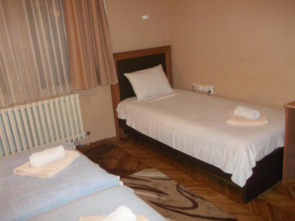 Отель Vila Silia Скопье
