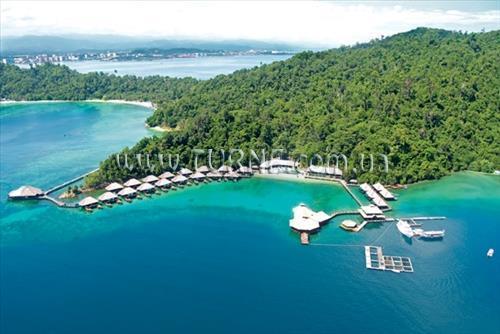 Gayana Eco Resort Кота-Кинабалу (Сабах)