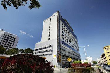 Horizon Hotel 4*, Малайзія, Кота-Кінабалу (Сабах)