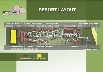 Beringgis Beach Resorts 3*, Малайзия, Кота-Кинабалу (Сабах)