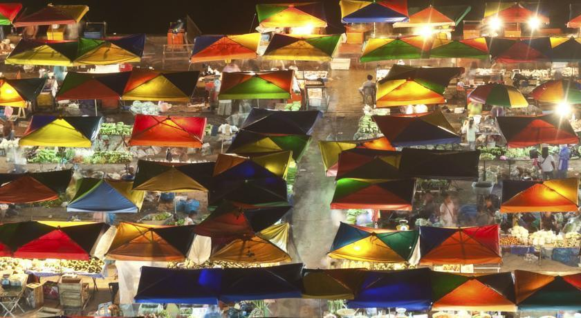 Фото Hyatt Regency Kinabalu Кота-Кинабалу (Сабах)
