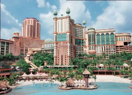 Отель Sunway Resort Hotel & SPA Малайзия Куала-Лумпур