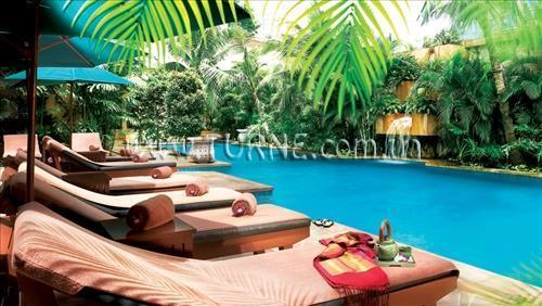 Фото The Ritz Carlton Малайзия Куала-Лумпур