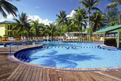 Tuaran Beach Resort о. Борнео