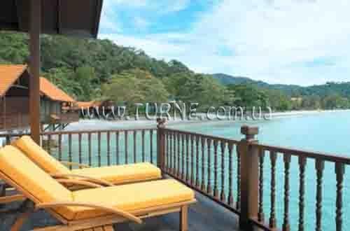 Отель Pangkor Island Пангкор Лаут