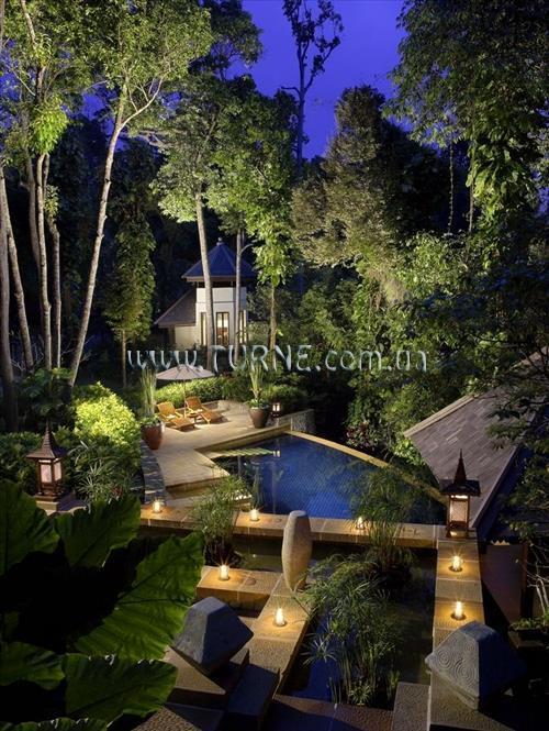 Фото Pangkor Laut Resort & SPA Village Малайзия Пангкор Лаут