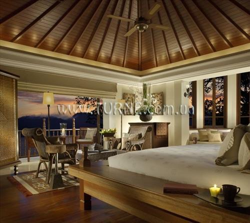 Отель Pangkor Laut Resort & SPA Village Малайзия Пангкор Лаут