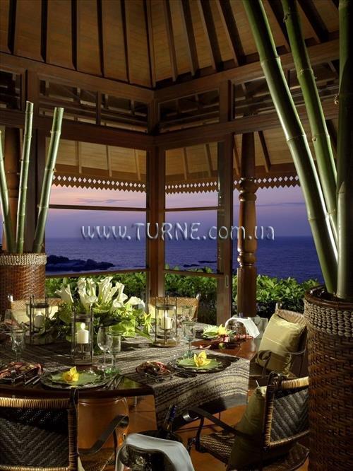 Отель Pangkor Laut Resort & SPA Village Пангкор Лаут