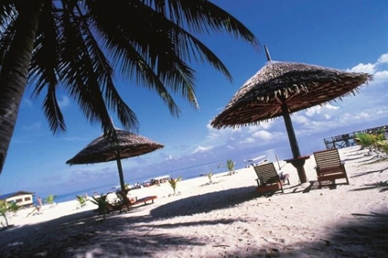 Sipadan Mabul Resort Сабах (о. Борнео)
