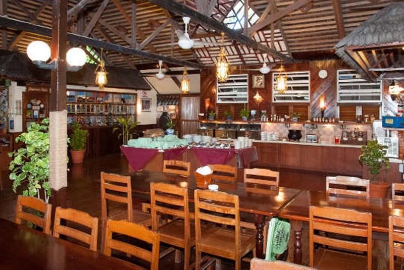 Отель Sipadan Mabul Resort Сабах (о. Борнео)