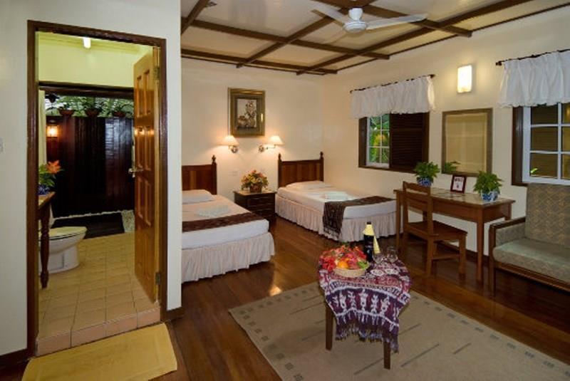Sipadan Mabul Resort Малайзия Сабах (о. Борнео)