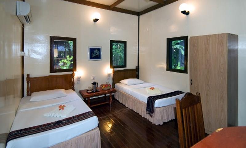 Отель Sipadan Mabul Resort Малайзия Сабах (о. Борнео)