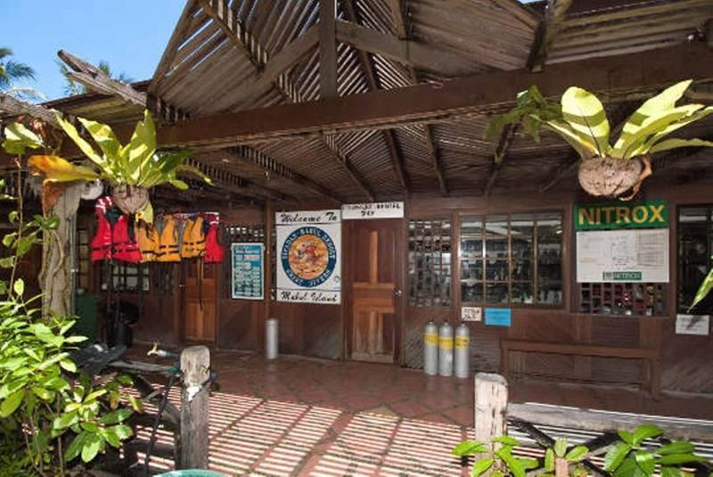 Фото Sipadan Mabul Resort Малайзия