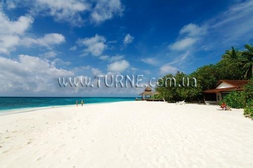 Отель Diamonds Thudufushi Beach & Water Villas Мальдивы Ари Атолл