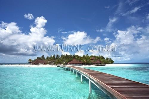 Отель Diamonds Thudufushi Beach & Water Villas Ари Атолл