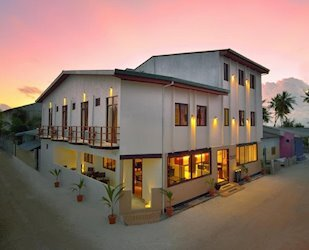 Whiteshell Island Hotel & Spa 3*, Мальдивы, Маафуши