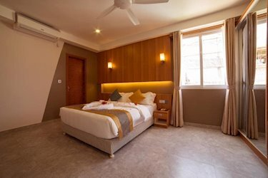 Kuredhi Beach Inn 3*, Мальдивы, Маафуши