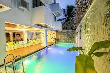 Beachwood Hotel 3*, Мальдіви, Маафушивару