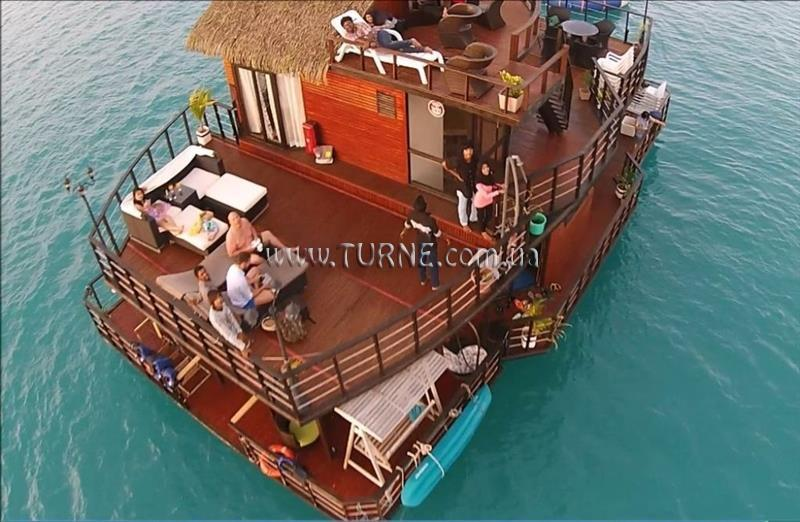 Отель Ui Inn 2* Мальдивы Мале Атолл