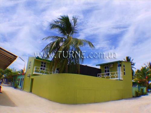 Фото Dacha Maldives Guest House Мальдивы Южный Мале Атолл