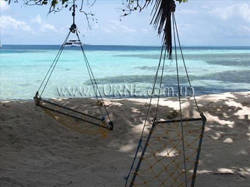 Отель Dacha Maldives Guest House Мальдивы Южный Мале Атолл