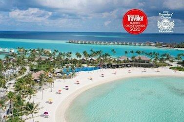 Hard Rock Hotel Maldives 5*, Мальдивы, Южный Мале Атолл