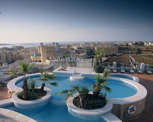 Sunflower Hotel 3*, Мальта, Аура
