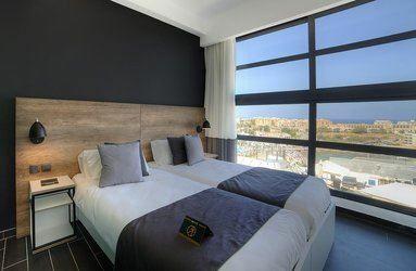 Be.Hotel 4*, Мальта, Сент-Джулианс
