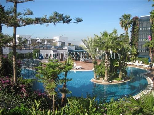 Отель Villa Riada Марокко Агадир
