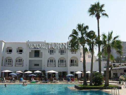 Отель Decameron Tafoukt Марокко Агадир