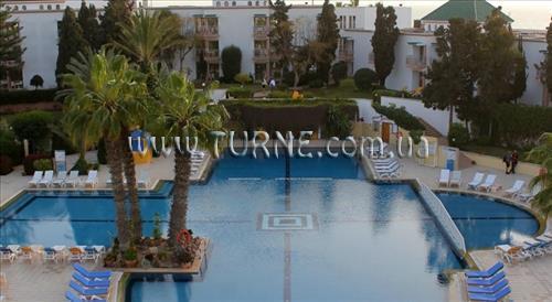 Фото Agadir Beach Club Hotel Агадир