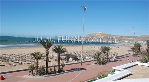 Отель Agadir Beach Club Hotel Марокко Агадир