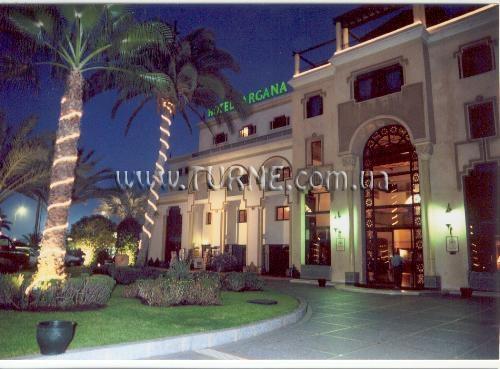 Фото Hotel Argana